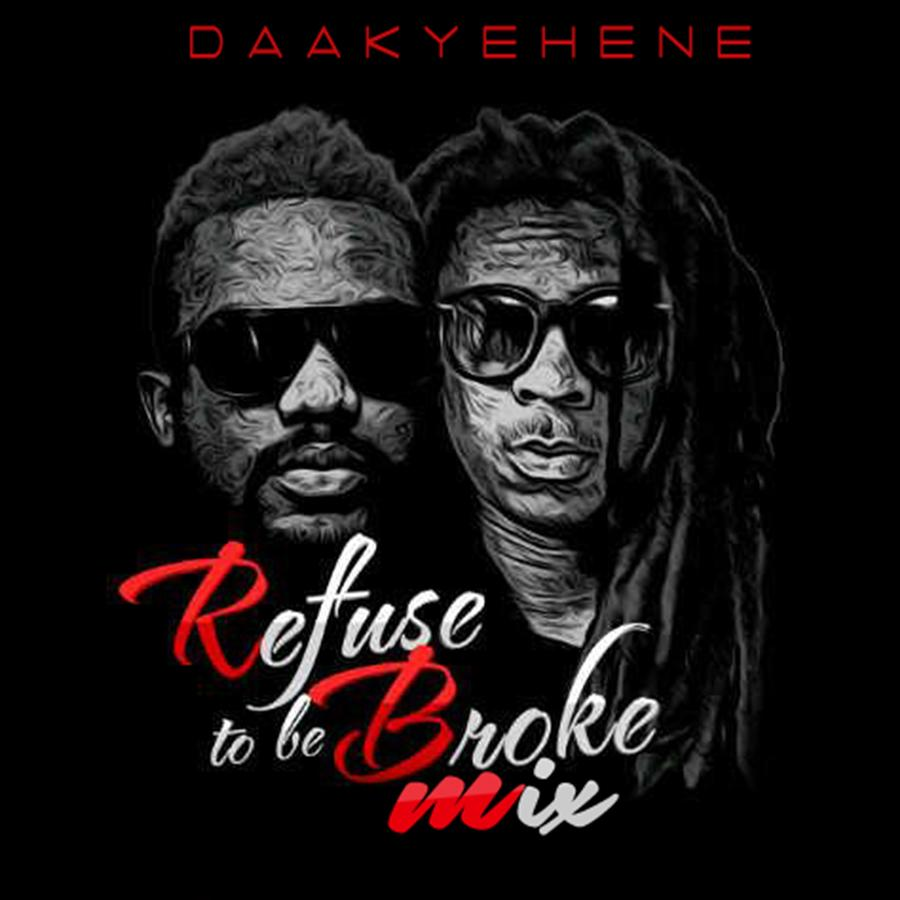 Daakyehene - @R2bees Mix (Hosted by MusicArenaGh )